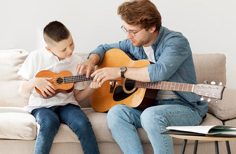Ukulele Vs. Guitar: What's The Difference?